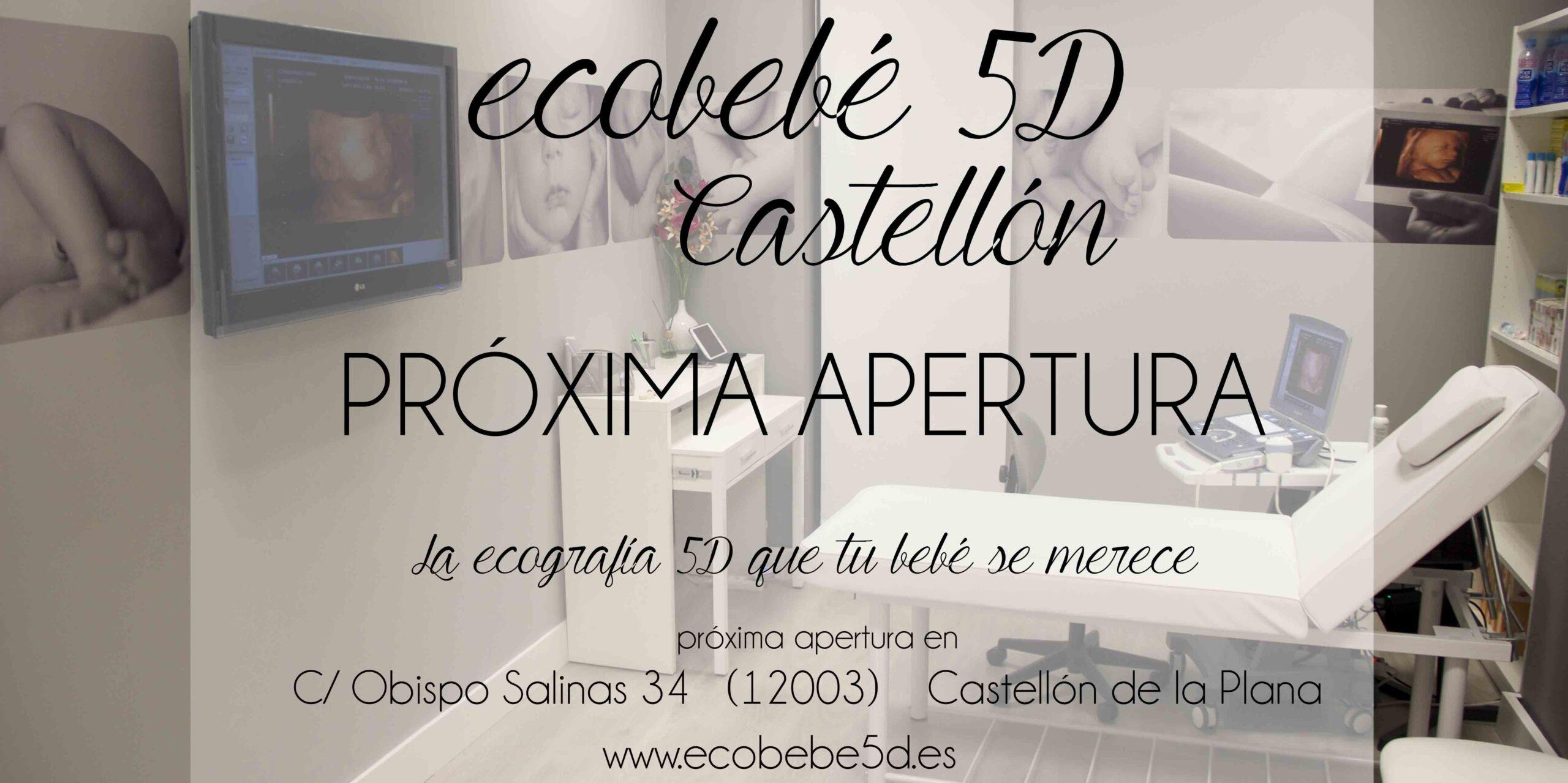 nuevo centro ecobebé 5D Castellón